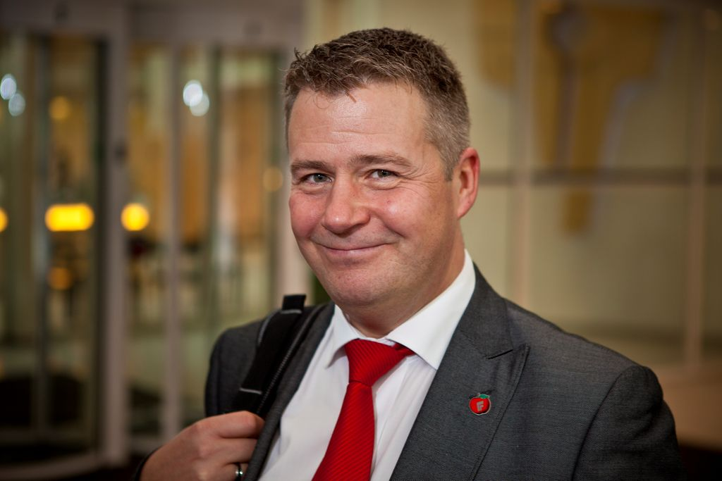 Frp vil kutte norsk bistand til Palestina