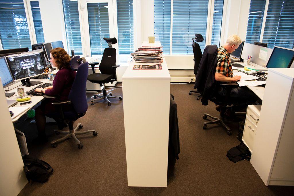 Her er ti gode råd for å unngå støy i kontorlandskapet