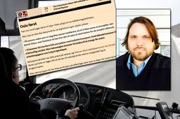 fe438127 Alexander Loiro, nestleder i Norsk Transportarbeiderforbunds ungdomsutvalg