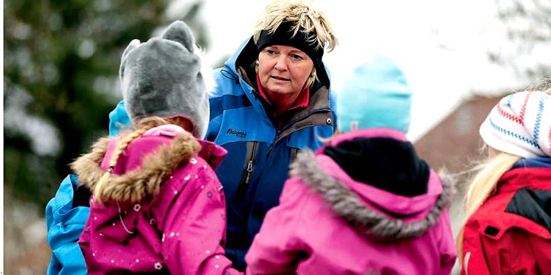 7a7d7243 PILOTPROSJEKT: For fem år siden møtte Fagbladet Mariann Røed som da tok  fagbrev på jobb