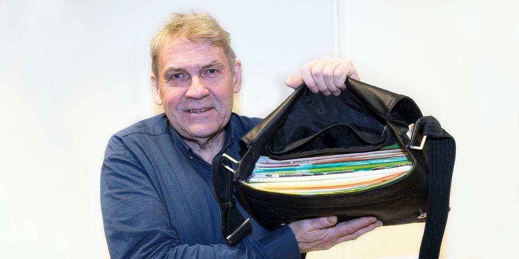 Hans (69) taper pensjon for hver måned han jobber
