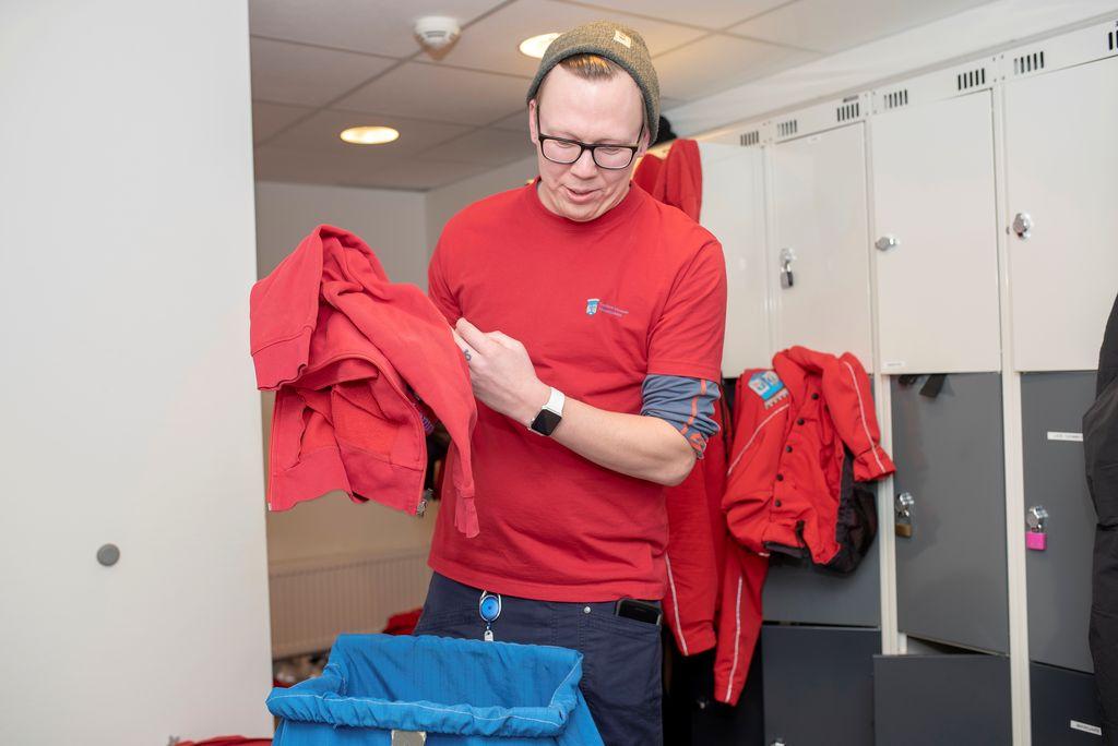 Se hvordan innovative løsninger i hjemmetjenesten påvirker pleiernes arbeidshverdag