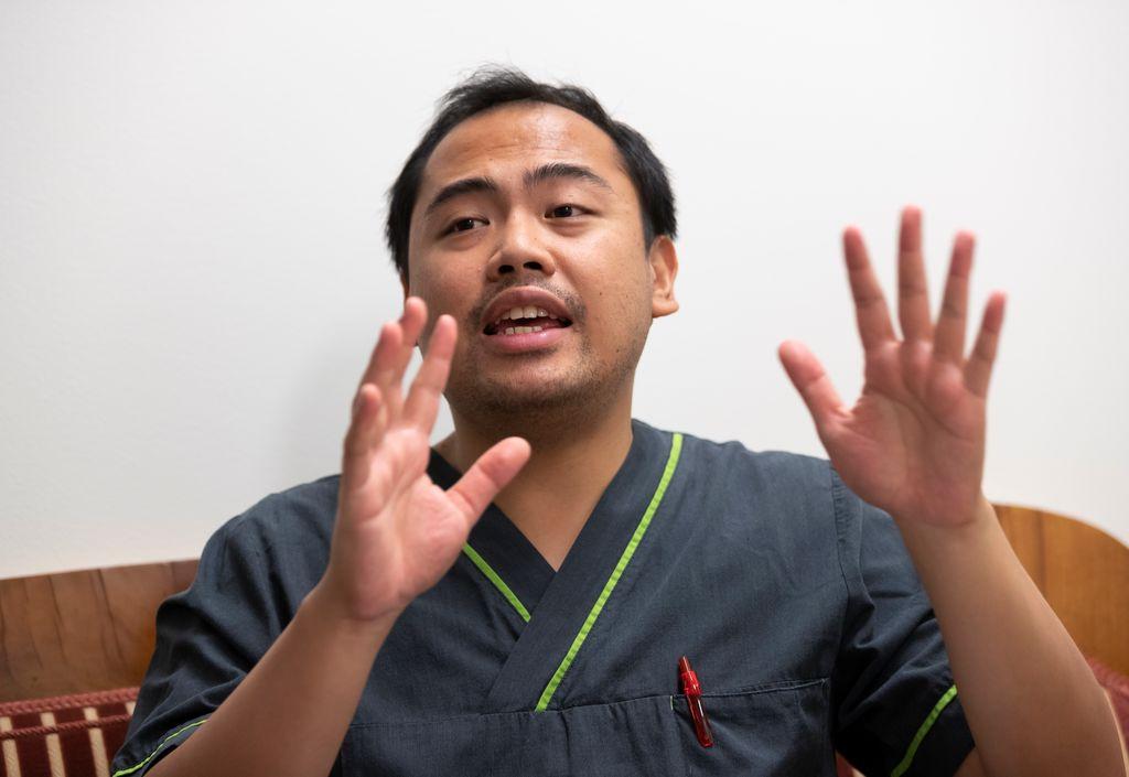 Helsefagarbeidere merker på kroppen hvem som styrer i hovedstaden: Arnelle får snart 60.000 mer i lønn