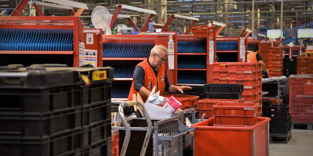 Medlemmene sa ja til lønnsoppgjøret i Posten