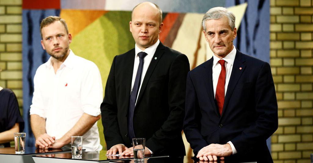 SV peker på Støre som statsminister