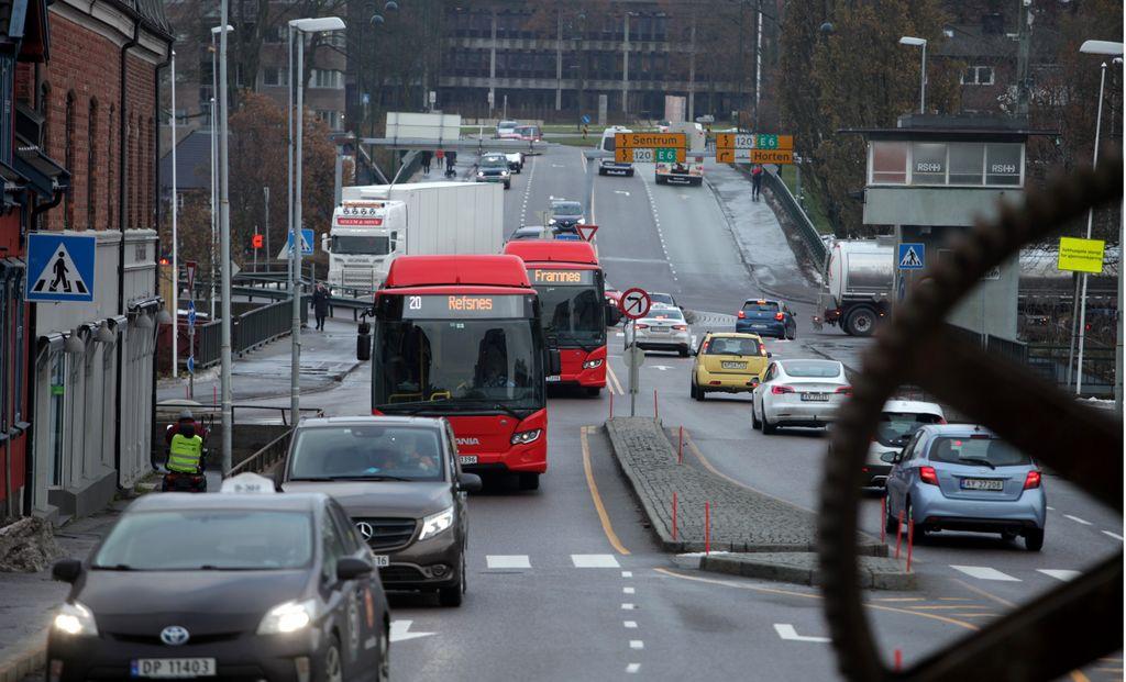 Se hva som skjedde da bussen ble gratis i tre måneder