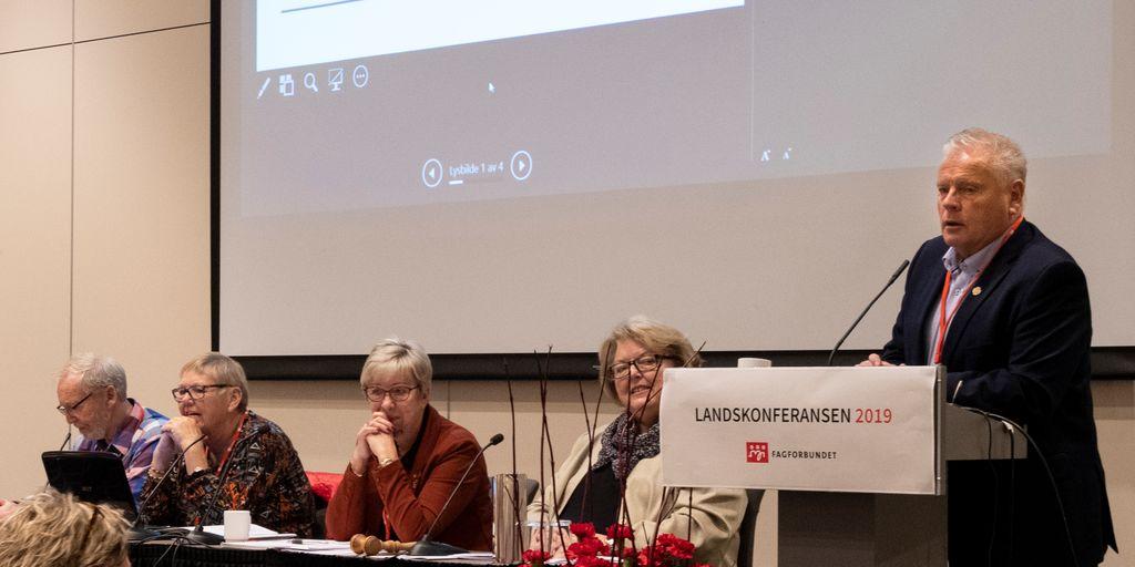 Pensjonistleder Jan Davidsen: – Pensjonister og trygdede trenger egne tillitsvalgte som kan følge dem til Nav