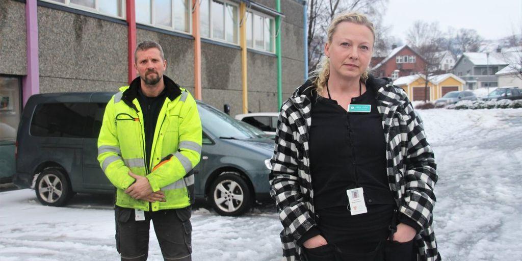 Nå frykter Geir og Jana for jobbene: – Jeg har tenkt at jobben min er trygg fordi jeg jobber i kommunen