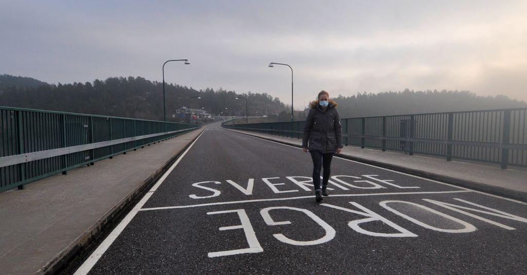 Svenske Karin er lei av køer og kontroll for å komme seg til sykehusjobben: –  Vi behandles som om vi ikke er noe verdt